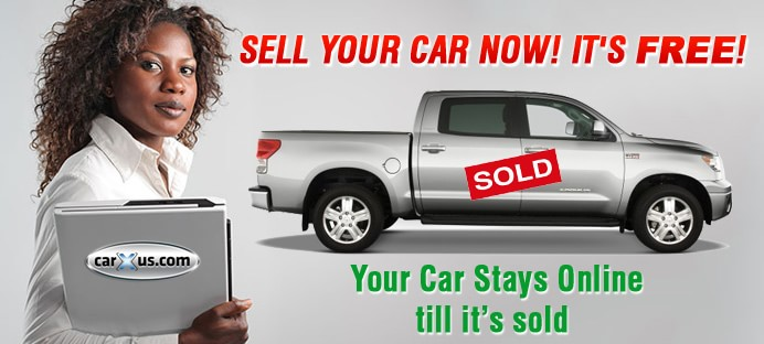 SELL YOUR CAR NOW! IT'S FREE!