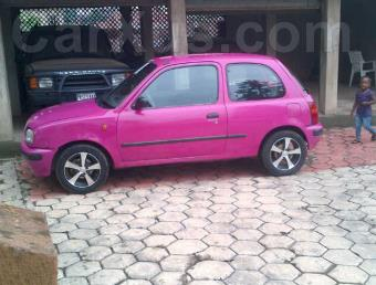 2000 nissan micra buy used auto car online in lagos nigeria. Black Bedroom Furniture Sets. Home Design Ideas