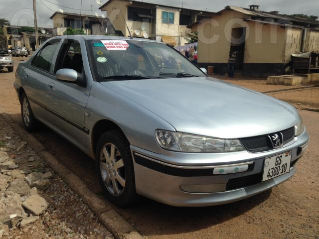 2008 PEUGEOT 406 Buy used Auto/Car Online in ACCRA, Ghana