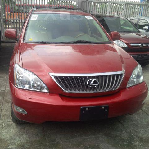 2009 Lexus Rx 350 Buy Used Auto Car Online In Abuja Nigeria