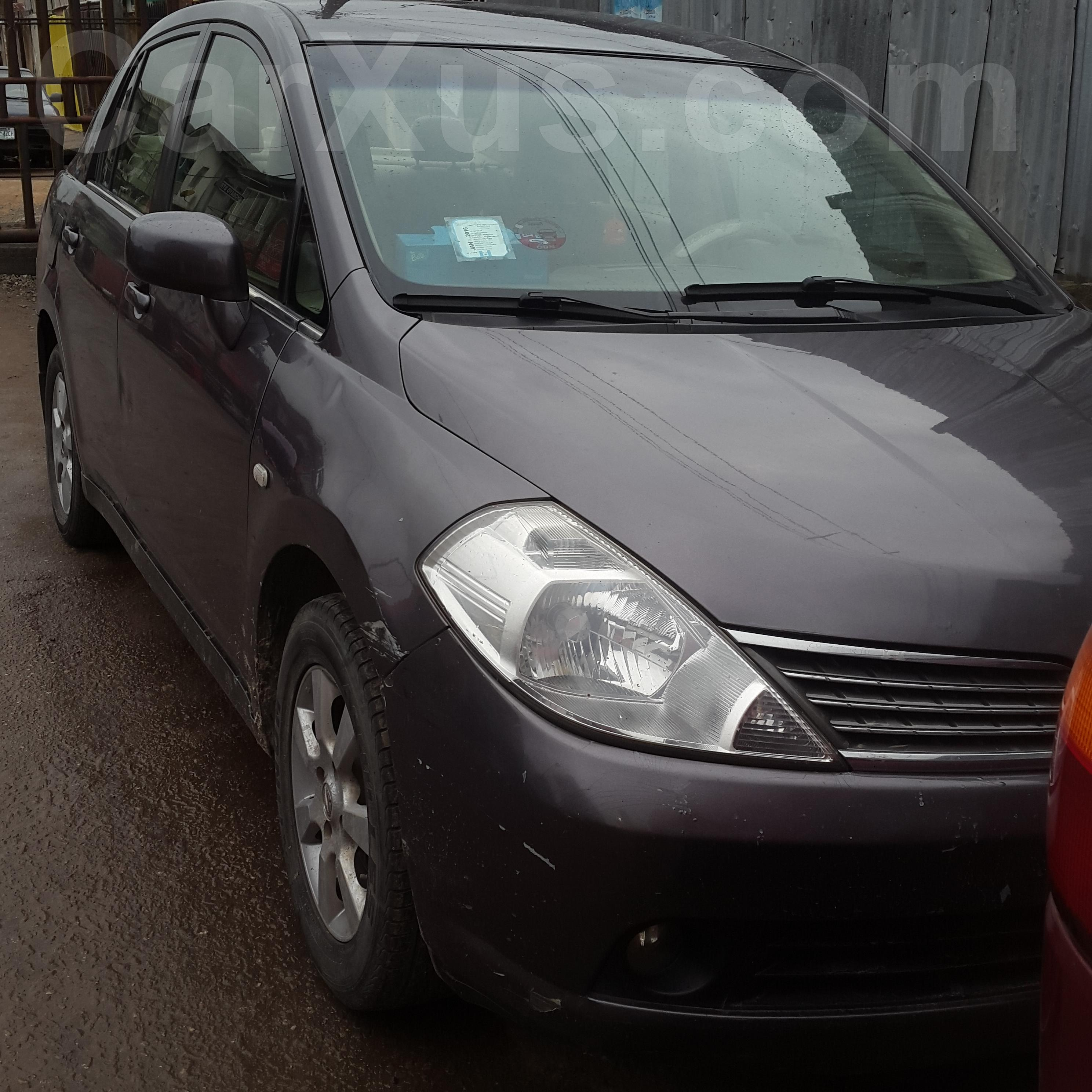 2010 Nissan Tiida Buy Used Auto Car Online In Lagos Nigeria