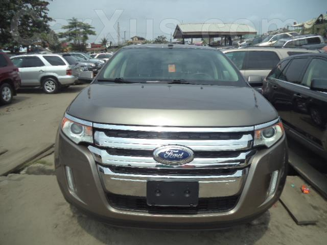 2015 Ford Edge Limited Buy Used Auto Car Online In Lagos Nigeria