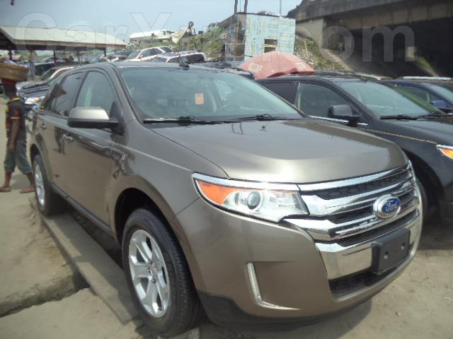 Ford Edge Limited  Ford Edge Limited