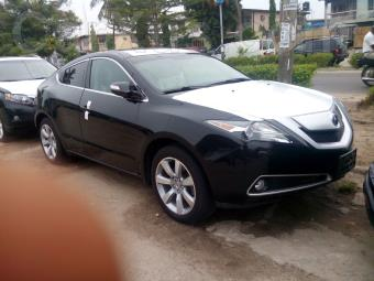 ACURA ZDX Buy Used AutoCar Online In LAGOS Nigeria - Used acura zdx for sale
