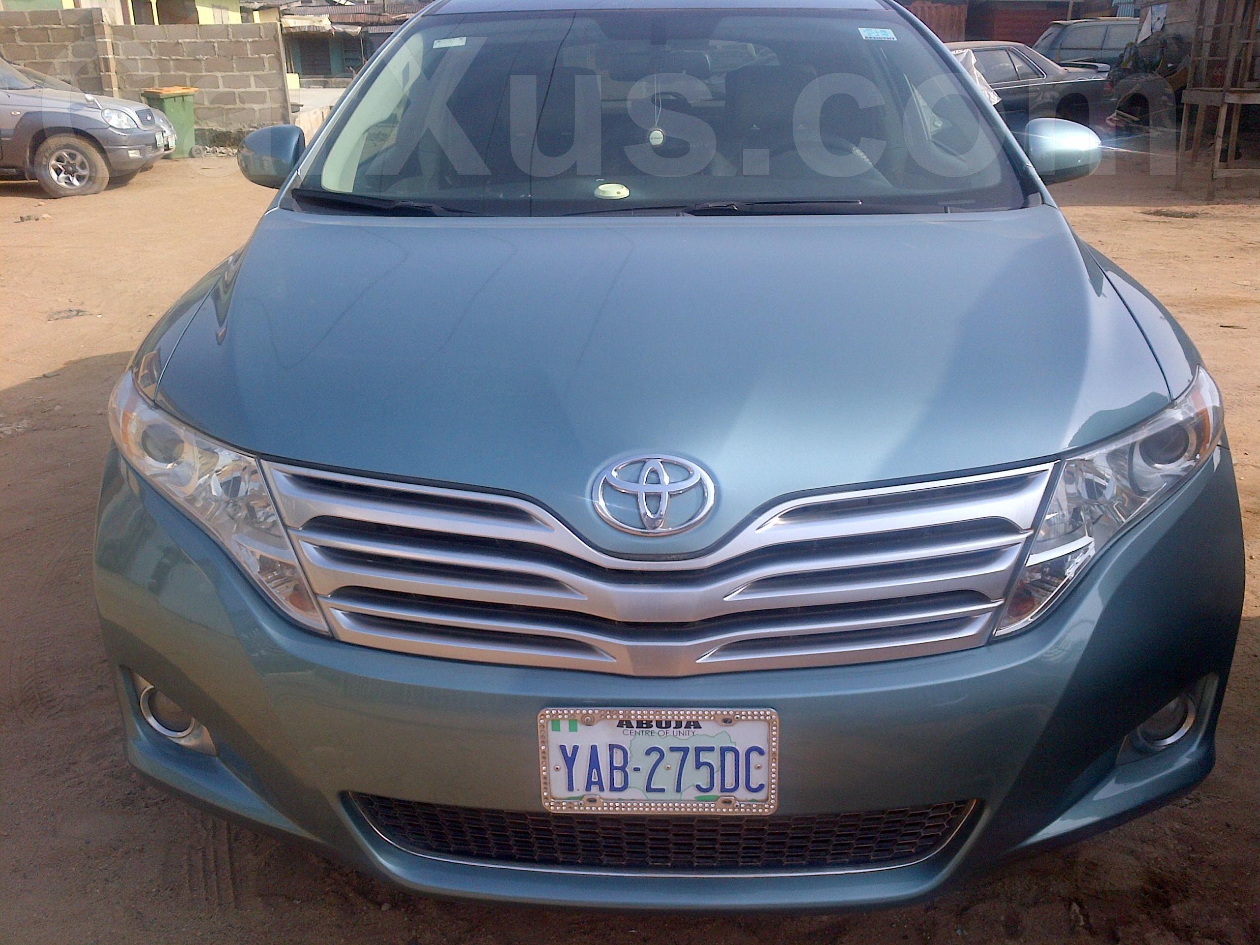 2011 Toyota Venza Buy Used Auto Car Online In Lagos Nigeria